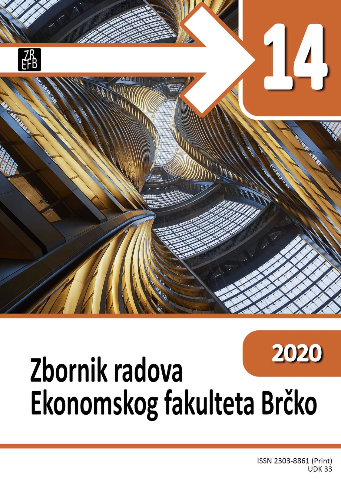 View No. 14 (2020): ZBORNIK RADOVA EKONOMSKOG FAKULTETA BRČKO