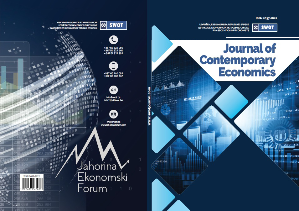 View Vol. 1 No. 2 (2019): Journal of Contemporary Economics