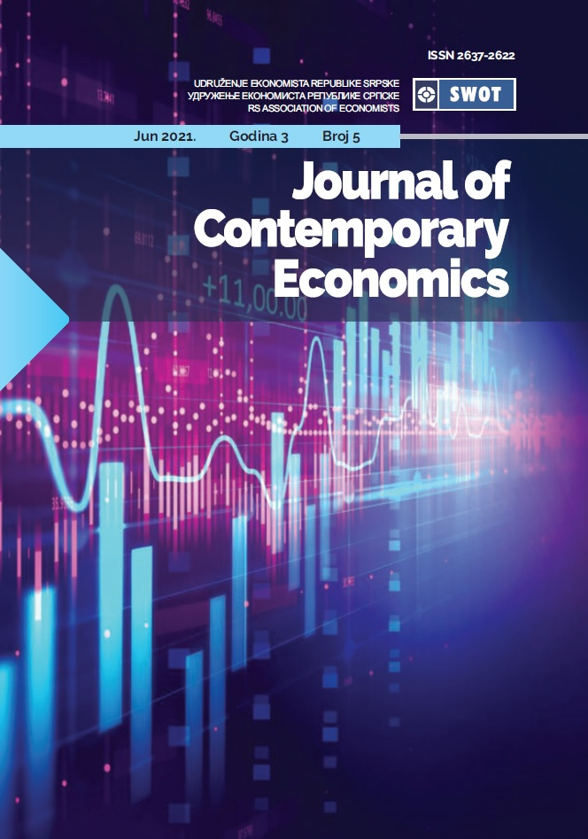 View No. 5 (2021): Journal of Contemporary Economics